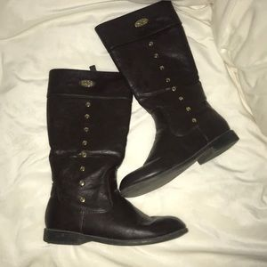 MK BROWN BOOTS ❤️💃🏻